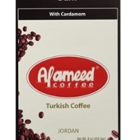 alameed dark with card