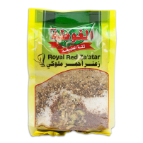 ROYAL RED ZA'ATAR