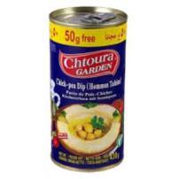 chtoura hommus with tahini