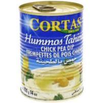 cortas hummus