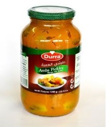 durra amba pickle
