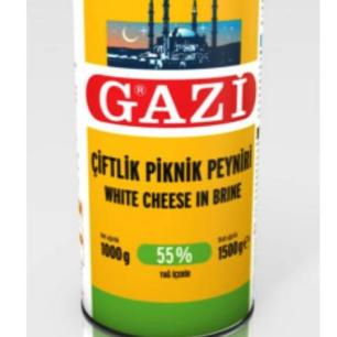 Gazi - ΛΕΥΚΟ ΤΥΡΙ